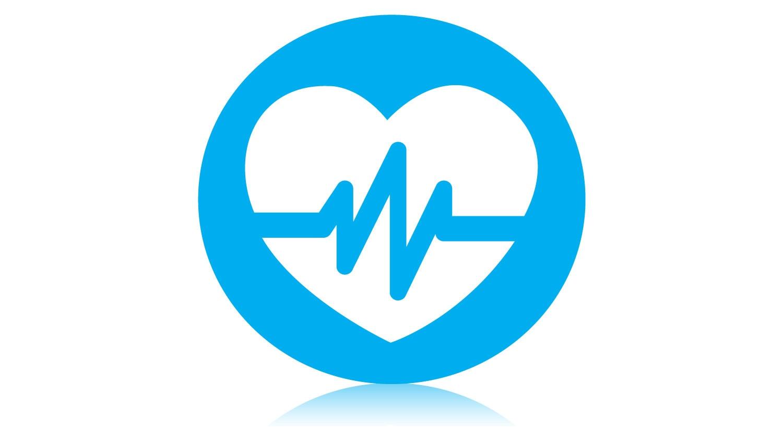 Visualização avançada Ícone de imagens de cardiologia